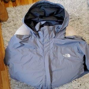 Mens North Face HyVent Rain Jacket